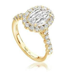 Christopher Designs L'amour Diamond Ring