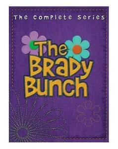 The Brady Bunch - The Complete Series (DVD, 2015, 20-Disc Set) BRAND NEW SEALED