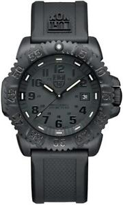 Luminox Men's 3051.BO Navy Seal Colormark 3050 Series Quartz Movement With...