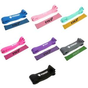 Stretch Band Resistance Bands Yoga Rubber Loop Elastic String Fitness Equipment