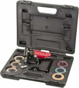 Chicago Pneumatic 19 Piece Right Angle Die Grinder Kit $174.14