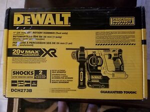 DEWALT 20V MAX Li-Ion BL SDS 3-Mode 1