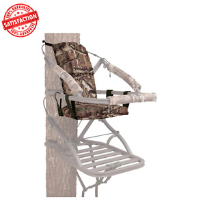 NEW Summit Tree Stand Universal Replacement Seat - Mossy Oak Camo (SU85249)