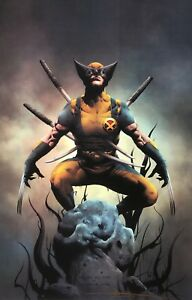 JAE LEE rare WOLVERINE art print 11 x 17 SIGNED limited NEW color LAST TWO $34.99