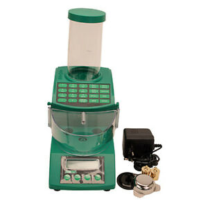 Rcbs 240 VacEur Chargemaster Hunting Reloading ScalesDispenser Combo 98924