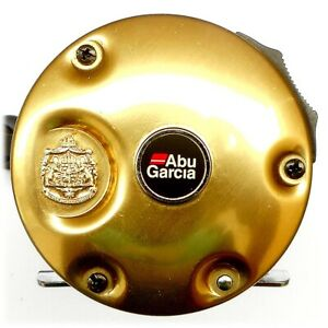 Vintage ABU Garcia Ambassadeur 6000C Gold used in good condition extremely rare