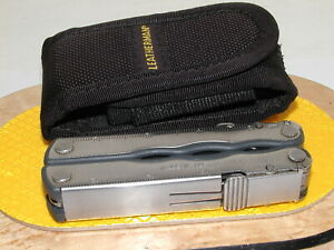 2011 LEATHERMAN BLAST MULTI-TOOL EXCELLENT CONDITION MORE TOOLS FOR YOUR  $$