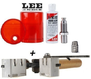 Lee 2 Cav Mold 41 Rem Magnum + Sizing and Lube Kit! 90335+90052