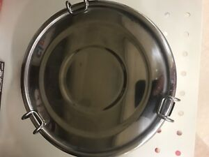 NEW Flan mold 1.5 qt / Flanera. Stainless Steel