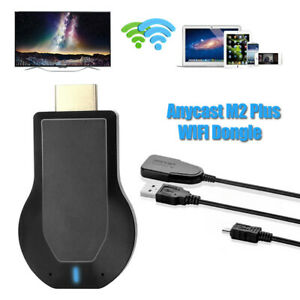 Wireless Display Receiver WiFi Dongle Screen Mirror 1080P TV Projector Monitor
