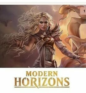 MTG MAGIC Modern Horizons complete set with Mythics Rares art cards and more