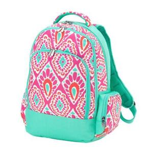 Viv amp; Lou Beachy Keen Pink Backpack Bag School Beach Travel $17.95