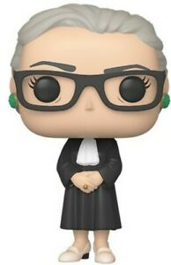 FUNKO POP ICONS: Ruth Bader Ginsburg New Toy Vinyl Figure