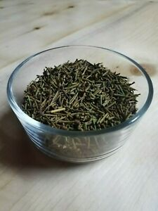 Premium medium roast mormon tea dry one oz pack.