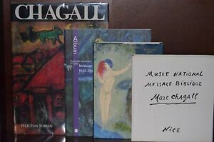 Marc Chagall Art Books $49.99