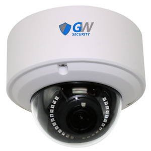 GW8071MIP 4K IR IP PoE Motorized Zoom 8MP Dome Security Camera (Used Camera)