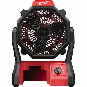 Milwaukee M18 Jobsite Fan - Tool Only, Model# 0886-20