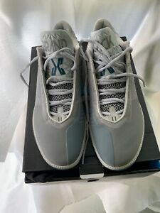 New Brand Black j crossover 2 Mens Shoes Color Grey In Size 10.5