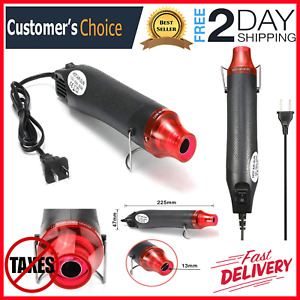 Mini Heat Gun Hot for 18650 Wrap & Heat Shrink Tubing Temperature 110V 300W DIY