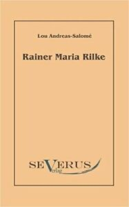 Rainer Maria Rilke by Andreas Salom, Lou New 9783942382656 Fast Free Shipping
