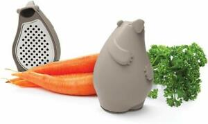 BARRY the Grater Stainless Steel Grater by OTOTO