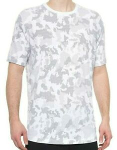 Under Armour Men's Short Sleeve Shirt, Tri Blend, White Camo, XL, $35 $24.95