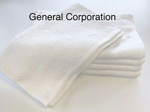 24 pack new white bar towels bar mops cotton super absorbent 16x19