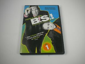 PENN AND TELLER B.S. DVD GENTLY PREOWNED