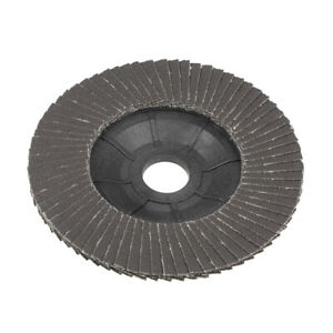 4 Inch Flap Discs 72 Page Grinding Wheels for Angle Grinders 320 Grits