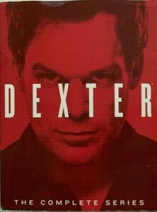 Dexter: The Complete Series New DVD Boxed Set Dubbed Mono Sound Widescree $39.65