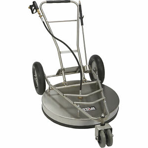 NorthStar Pressure Washer Surface Cleaner - 32in. Dia. 5000 PSI 8 GPM