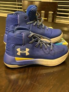 Under Armour Curry 3zero Basketball Shoes Kids 4.5 Y $40.00
