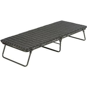 Coleman ComfortSmart Deluxe Folding Camp Cot with Sleeping Pad