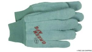 Boss 313 Green Ape Chore Glove 18 Oz Large -  New & Open/Damaged Packing