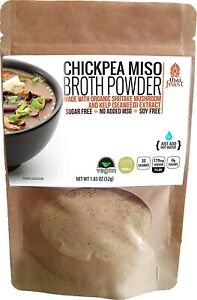 Chickpea Miso Broth Powder Thai Feast $9.99