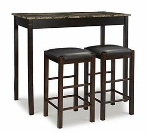 Linon Tavern Collection 3-Piece Table Set 42