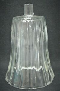 Home Interiors HOMCO Clear Crystal  Royal Jewelite Crystal Votive candle Holder