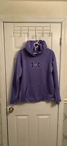 womens under armour sweatshirt large $15.00