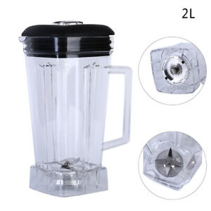 2L Square Container Jar Jug Pitcher Cup bottom commercial spare parts_US