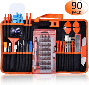 Professional Repair Tool Kit Fix iPhone Tablet Cell Phone Computers Electronics $31.11