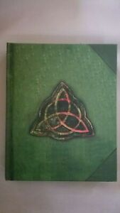 Charmed 478 Page Book of Shadows by Christopher M. Whelan English Hardcover