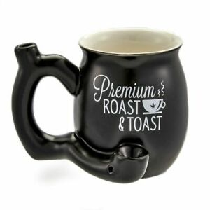 PREMIUM ROAST & TOAST MUG - White inside - ROAST AND TOAST MUG