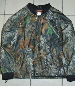 HERTERS Camo Hunting Mens Coat Jacket Insulated Reversible Size XL Thinsulate