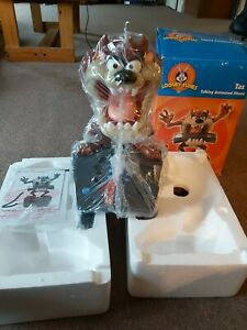 Vintage Looney Tunes Tasmanian Devil Taz Talking Animated Phone NEW Telephone