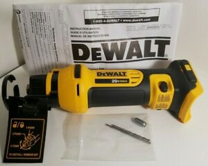 Dewalt DCS551B Drywall Cut-Out Tool