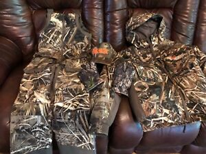 Game Winner Deer hunting clothes set Youth Small 4 6 Insulated
