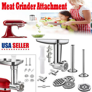 Kitchen Food Meat Grinder Attachment For KitchenAid Stand Mixers Accessory