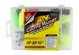 Crappie Magnet Best of the Best Kit 115pc