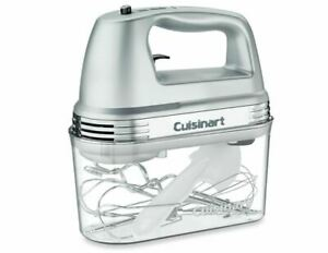 Cuisinart HM-70BCS 7-Speed Electric Hand Mixer w/Storage Case - FreeShipping-NEW