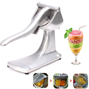 Heavy Duty Manual Lemon Orange Lime Citrus Squeezer Juicer Fruit Hand Press Tool